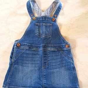 H&M overall dress size 2